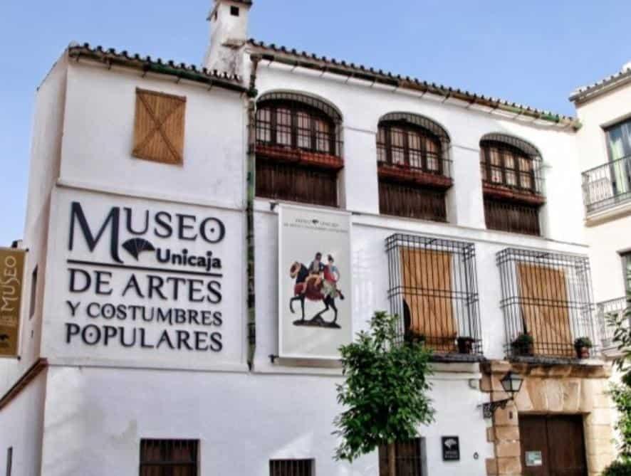 Museo de artes y costumbres populares Malaga rent a car Malaga