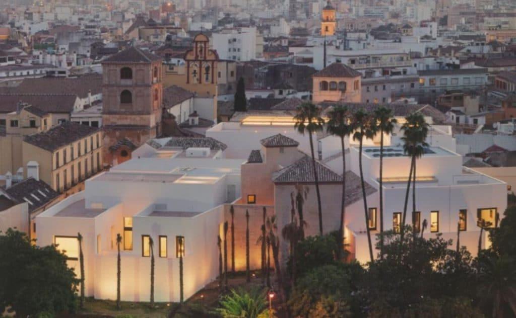 Museo Pablo Picasso car hire Malaga airport