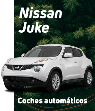 Nissan Juke rent a car