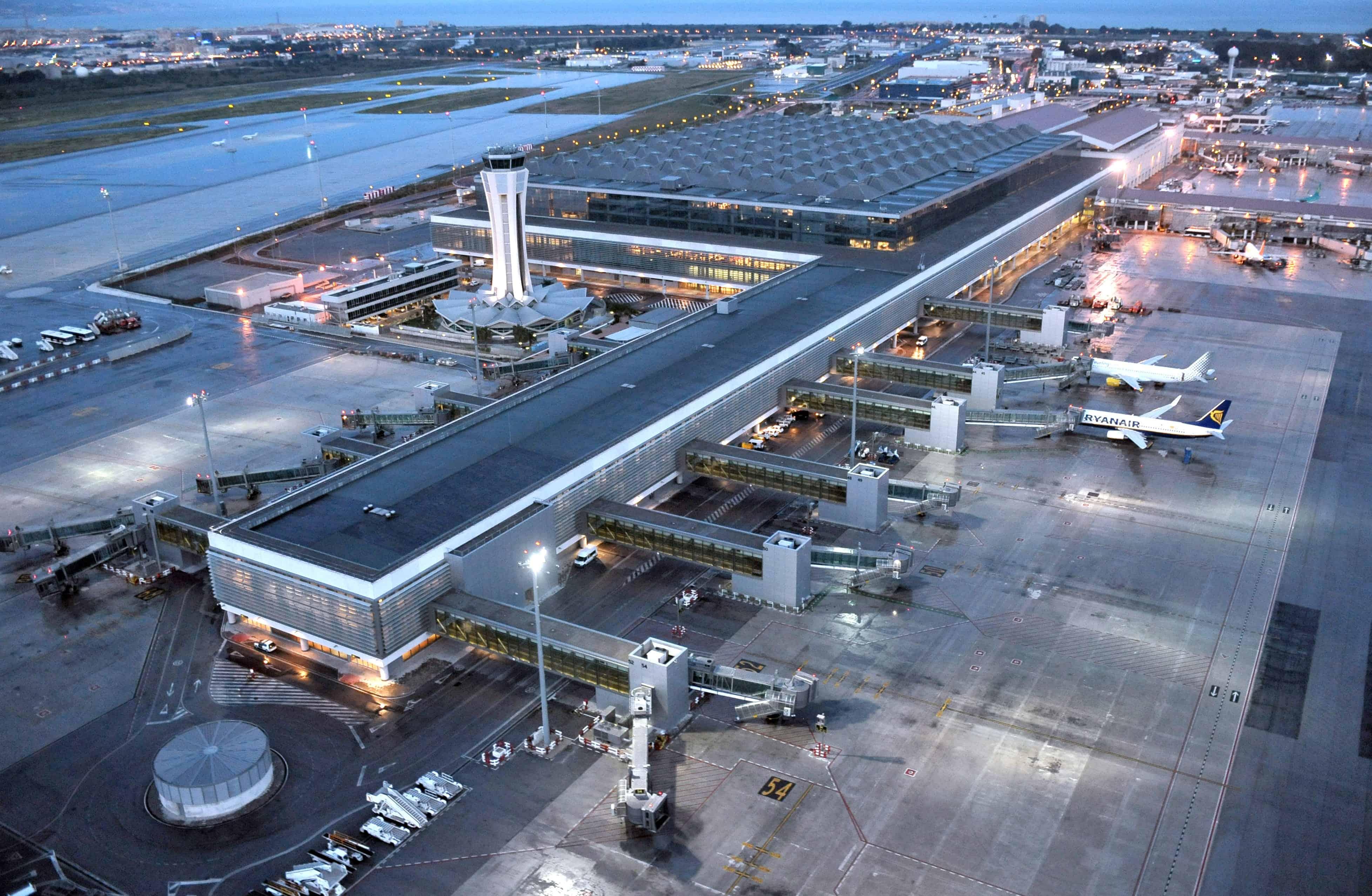 Oficina Aeropuero de Málaga
