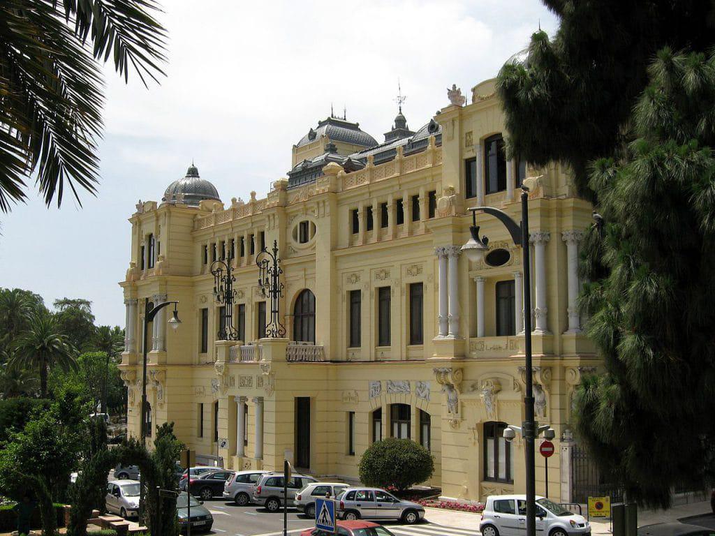 El consistorio de Málaga rent a car Malaga airport