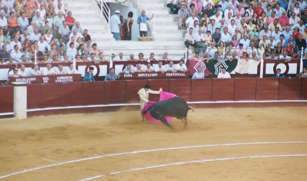 Corrida toros en la Malagueta Rent a car Malaga