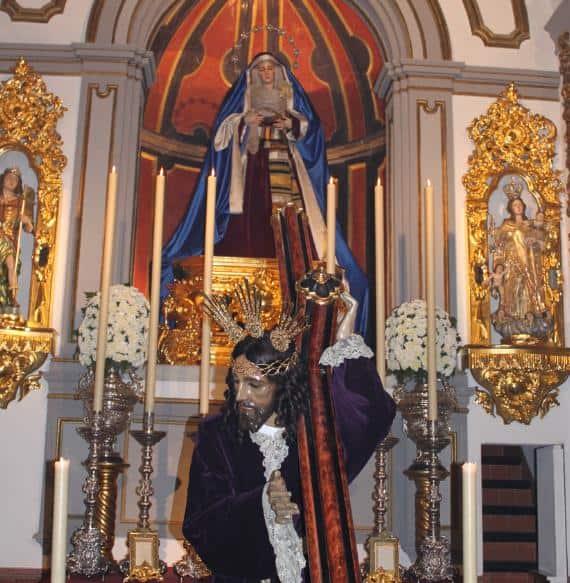 Jesus el Rico Málaga Rent a car Málaga