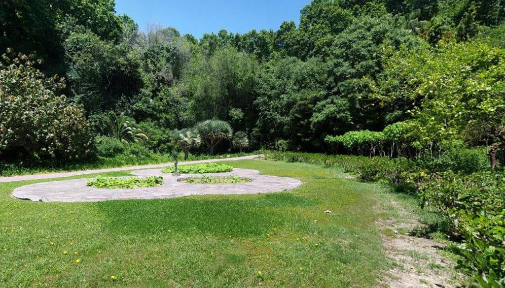 jardin botánico La Concepción alquiler de coche malaga