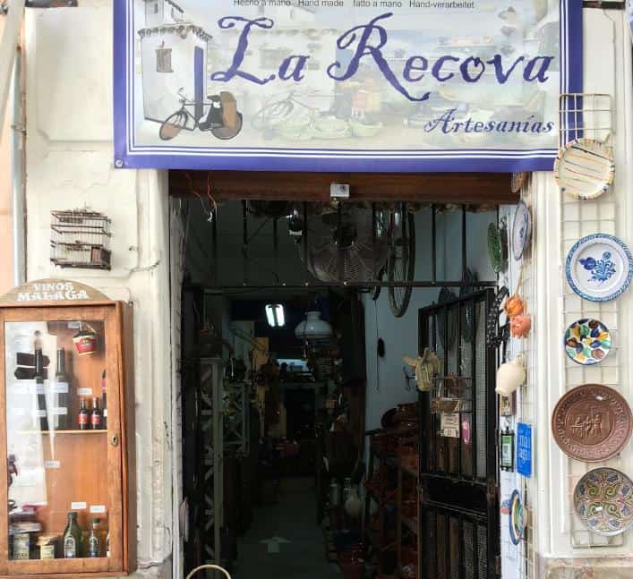 Restaurante La Recova car hire malaga airport