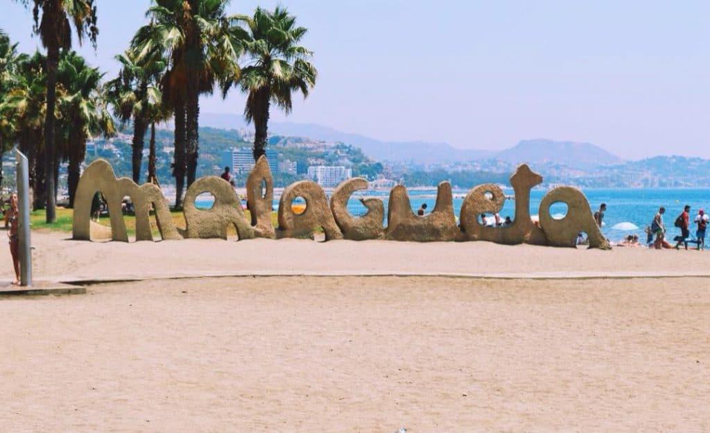 Playa Malagueta rent a car Fetajo