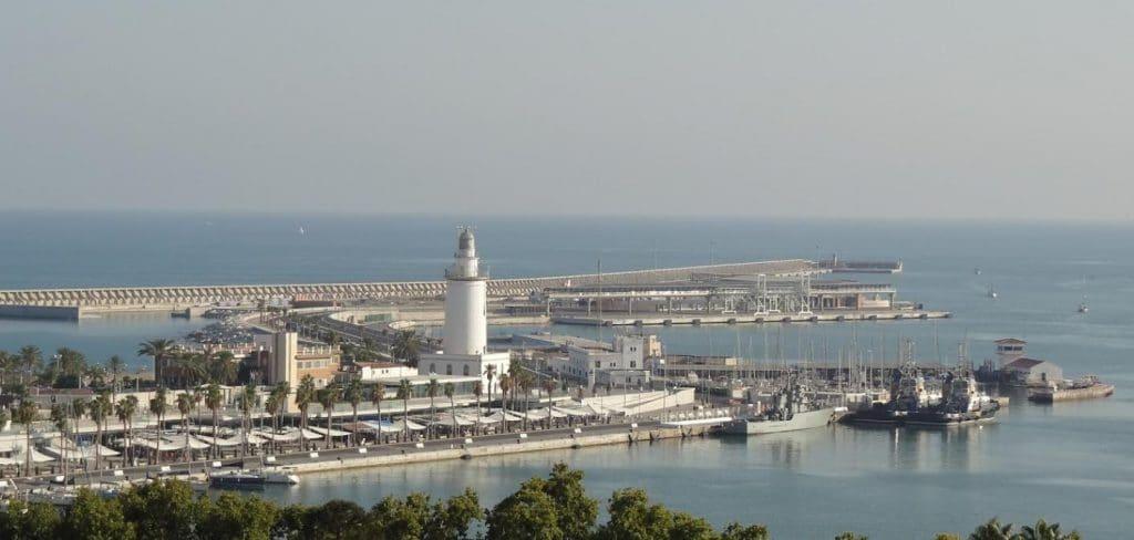 puerto de Málaga Fetajorentacar car hire malaga