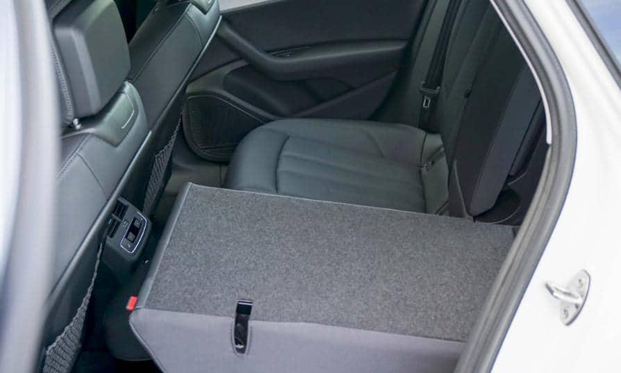 asientos traseros Audi A4