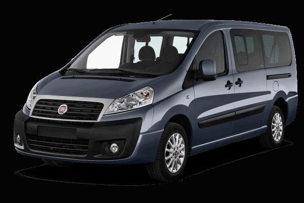 Fiat Scudo Car Hire Malaga Airport