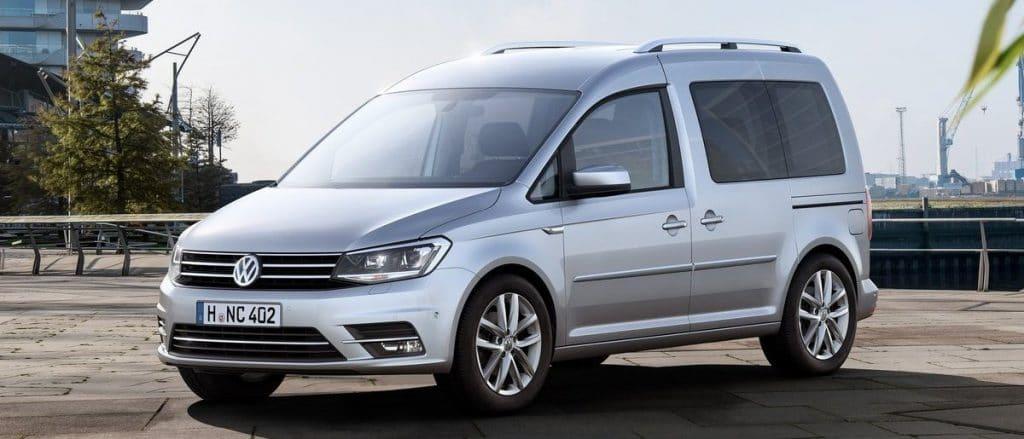 Caddy - Volkswagen Vehículos Comerciales en Fetajo Rent a Car