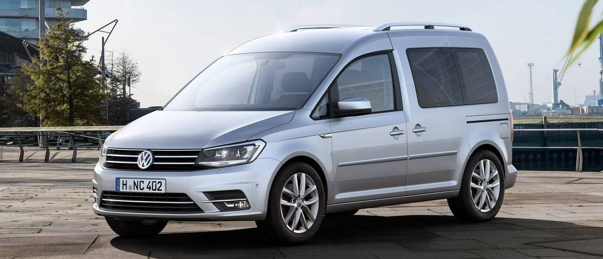 Car Hire Malag Airport Volkswagen Caddy