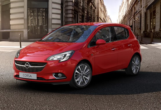 Alquiler opel Corsa hire malaga airport