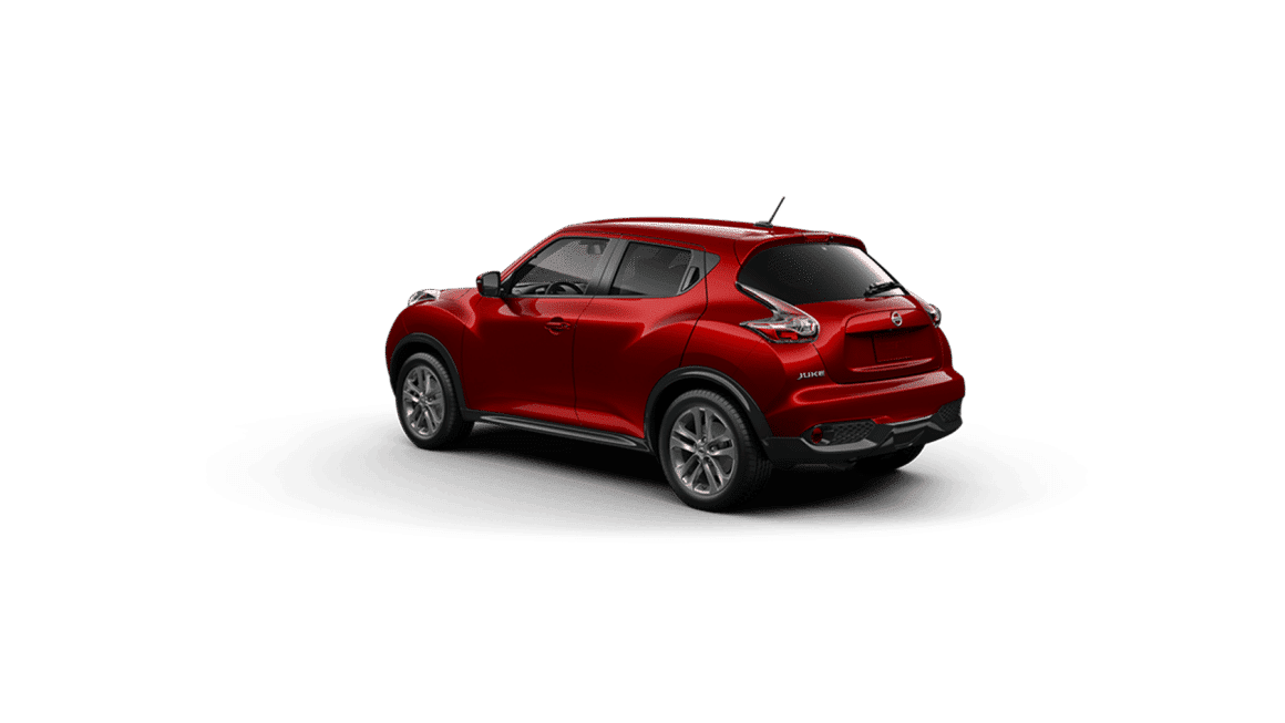 Test Nissan Juke rent a car Malaga