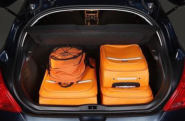 prueba Pugeot 308 car hire malaga airport