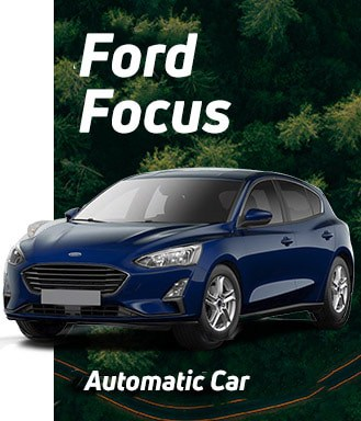 Ford Focus, Automatic Car