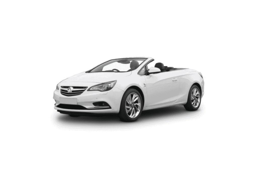 El Opel Astra cabrio ofrece un gran confort para recorrer la Costa del Sol