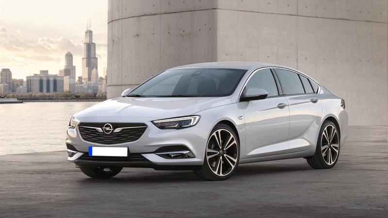 Probamos el Opel Insignia para el alquiler de un coche en Málaga