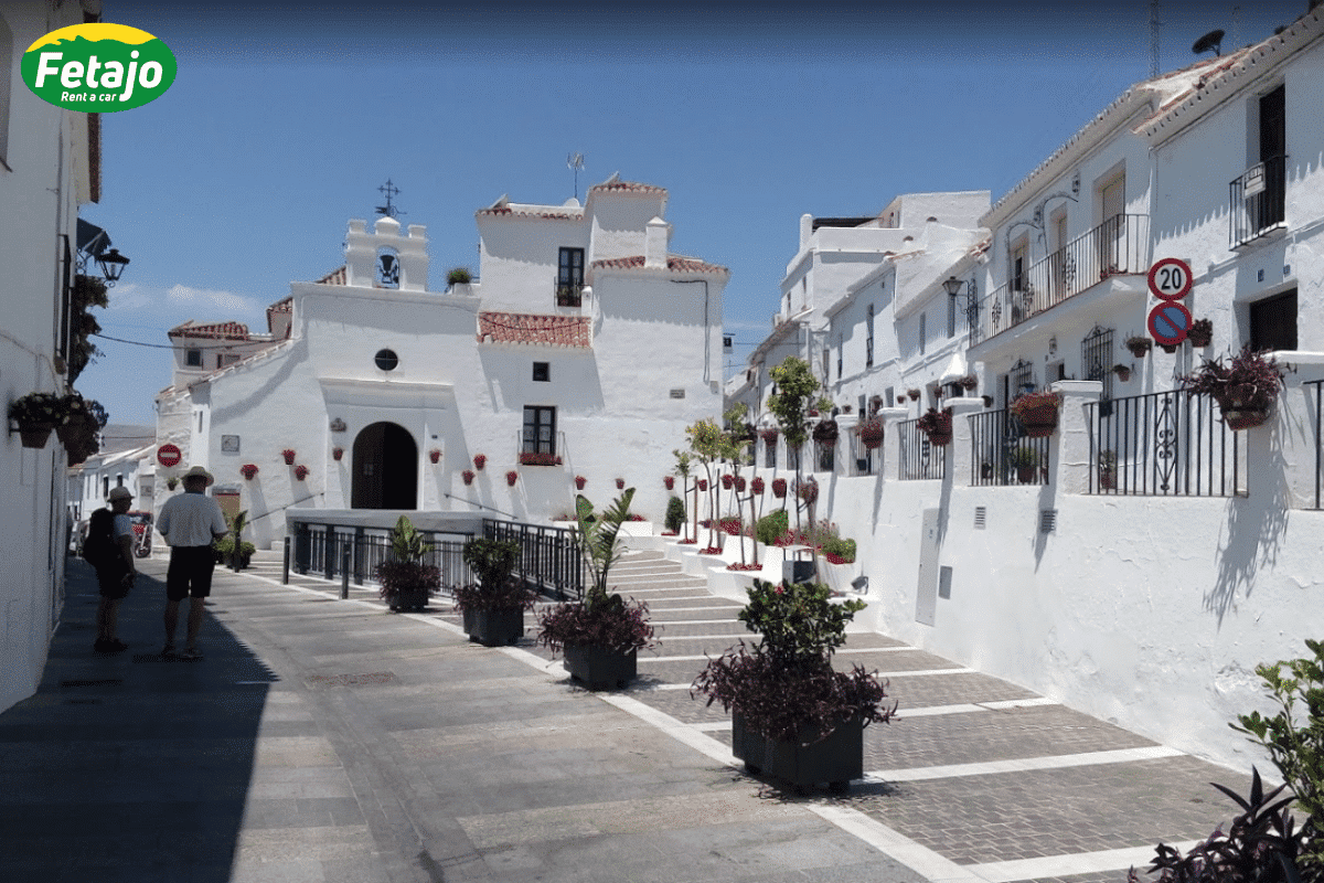 Discover Mijas Rent a car Malaga Airport