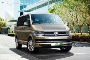 Volkswagen Caravelle rent a car Malaga