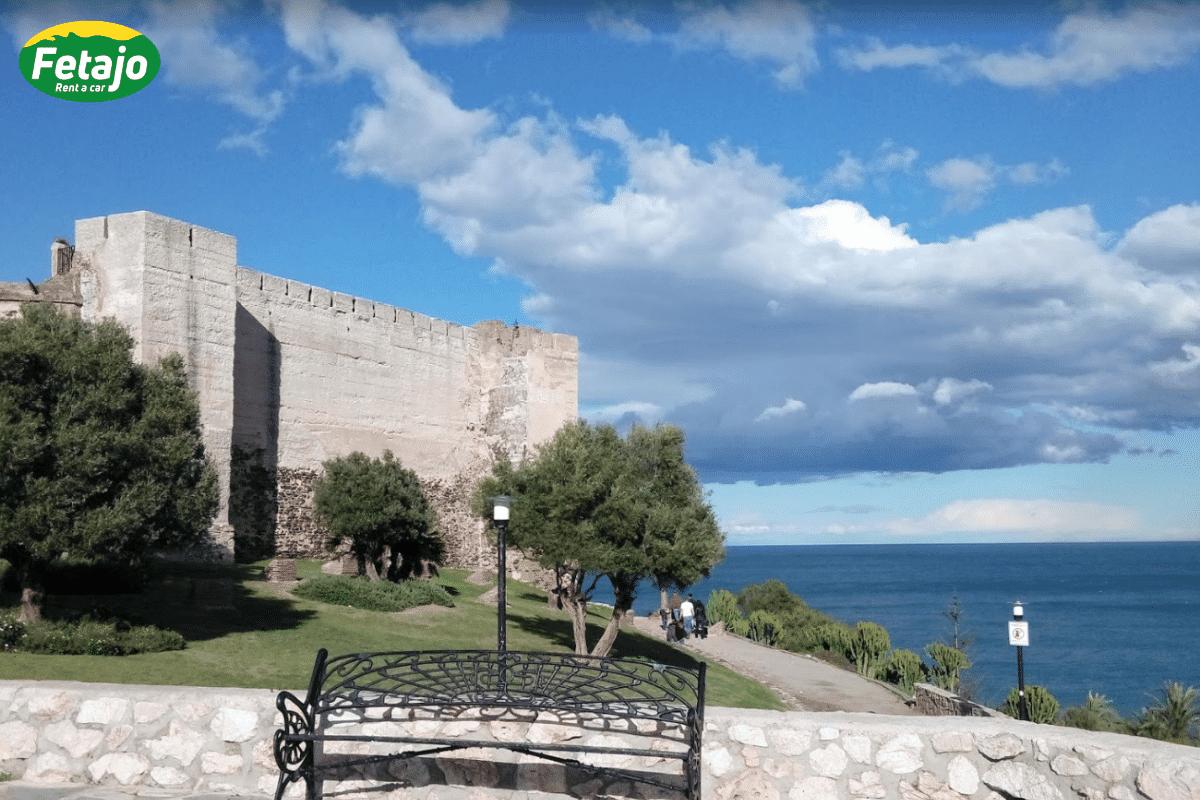 Castillo de Sohoil renta car fuengirola
