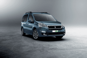 Peugeot Partner rent a car Málaga