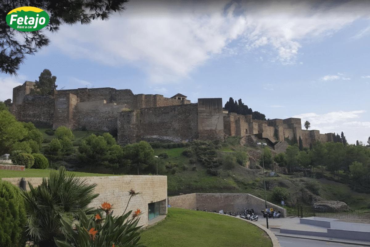 La alcazaba rent a car Málaga