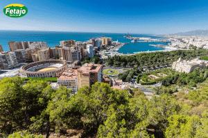 Visita Málaga rent a car Málaga