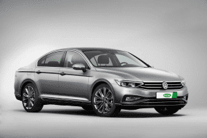 Volkswagen Passat Exterior Malaga Fetajo Rent a Car