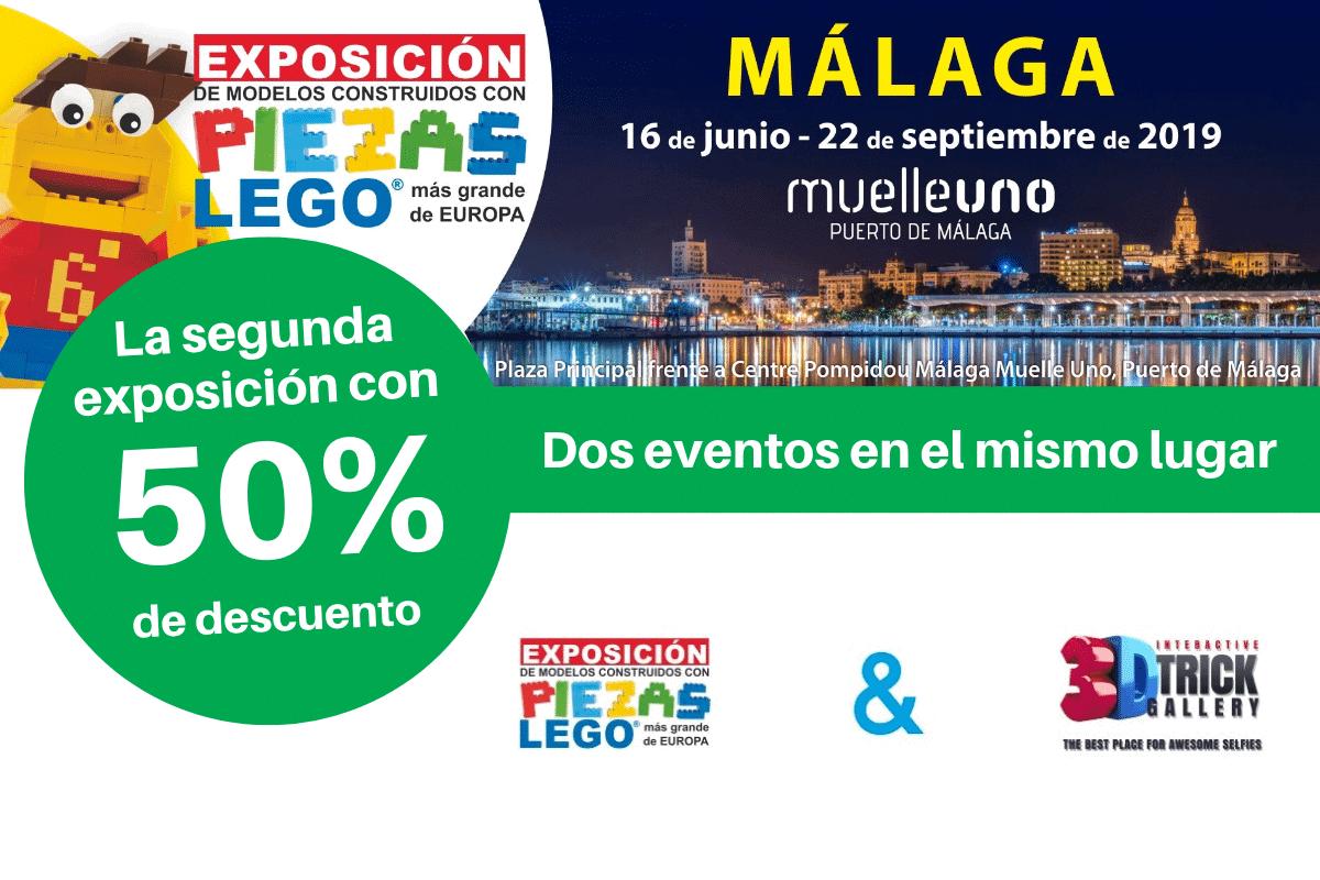 LEGO Museum car hire Malaga airport