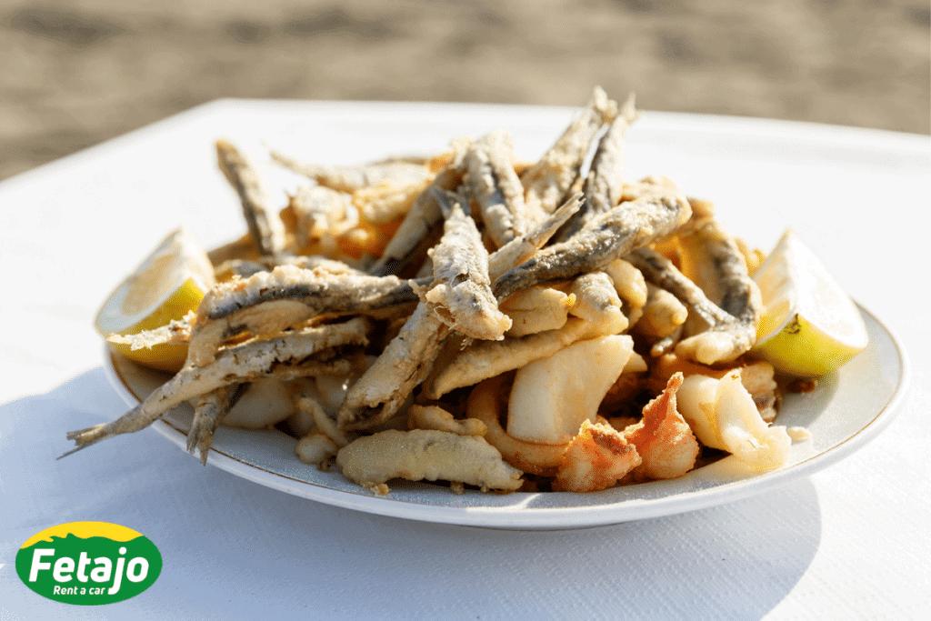 Mejores restaurantes rent a car Malaga