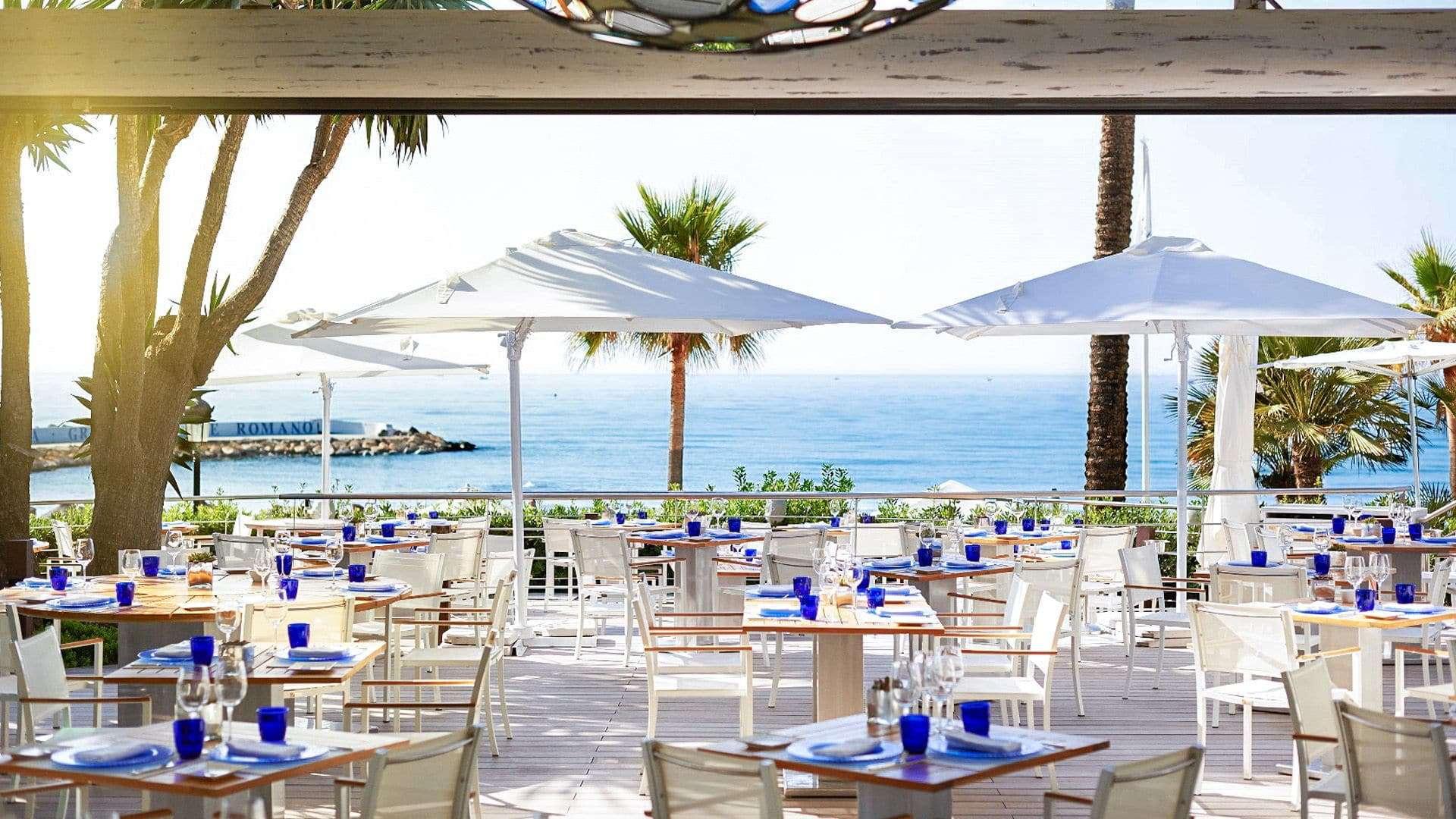Puente Romano Marbella Restaurant