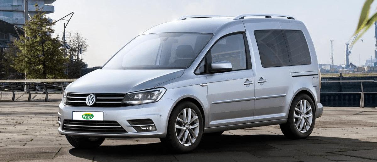 Volkswagen Caddy alquiler coche Malaga