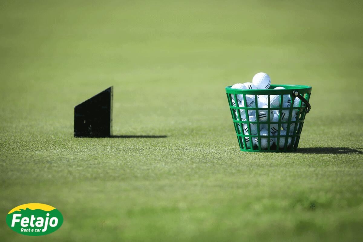 mejor campos de golf alquiler coche malaga