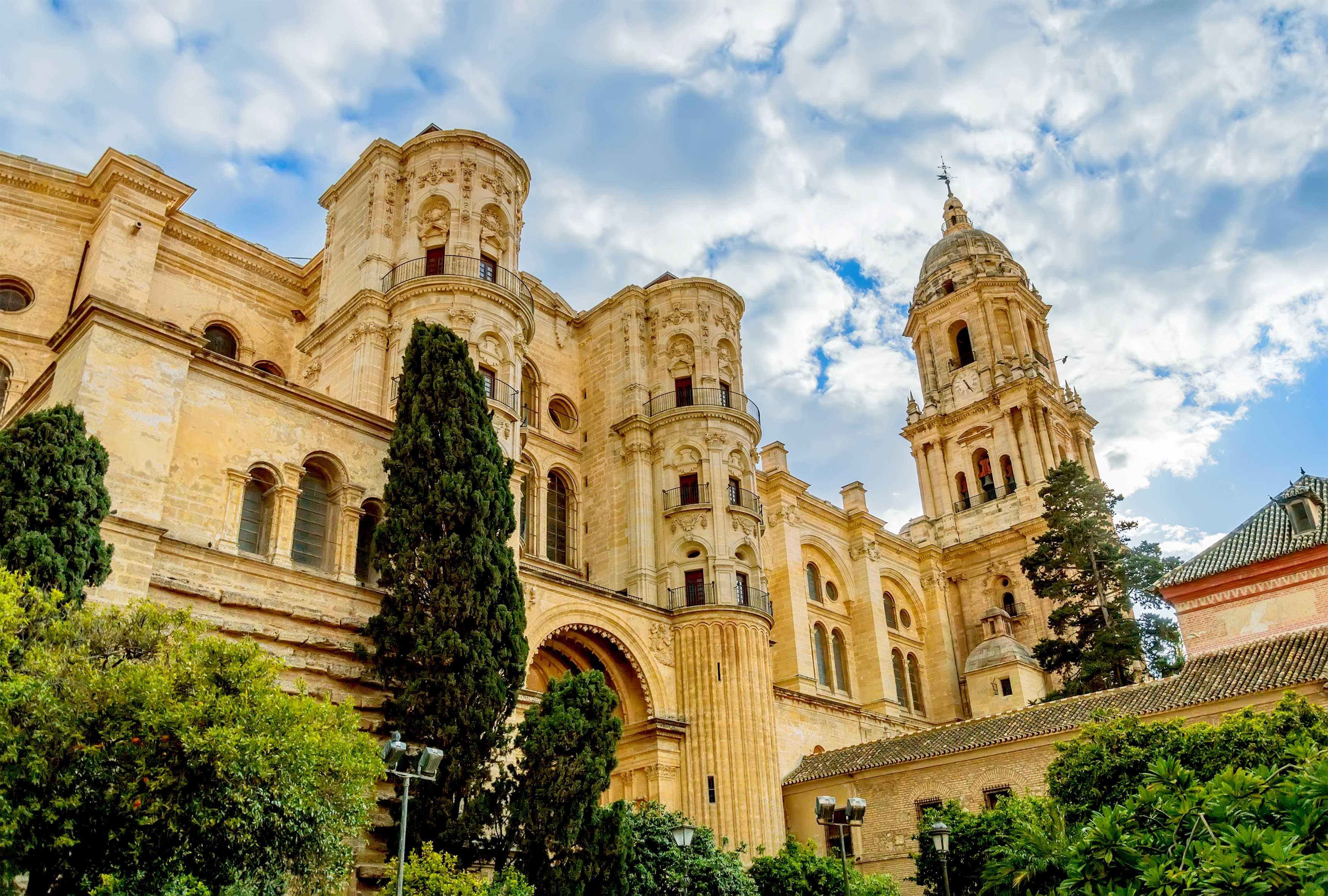 Catedral Iglesia Basílica de la Encarnación de Malaga