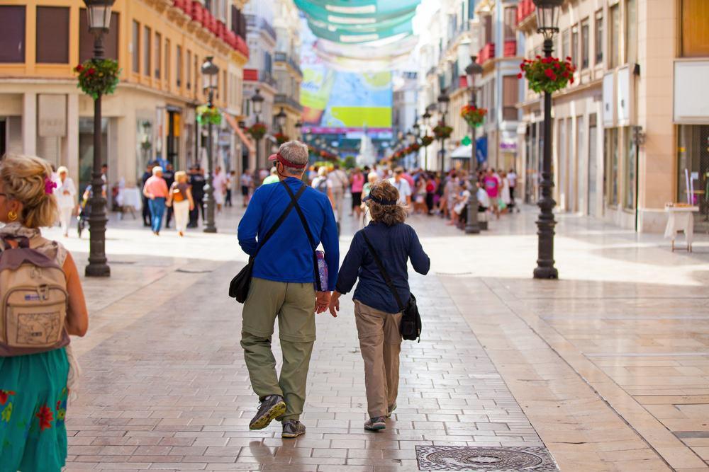 Larios Street - Calle Larios Malaga