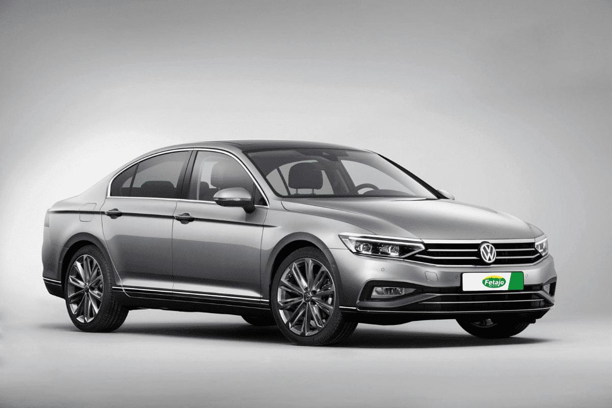 VW. Passat alquiler coche aeropuerto de Málaga
