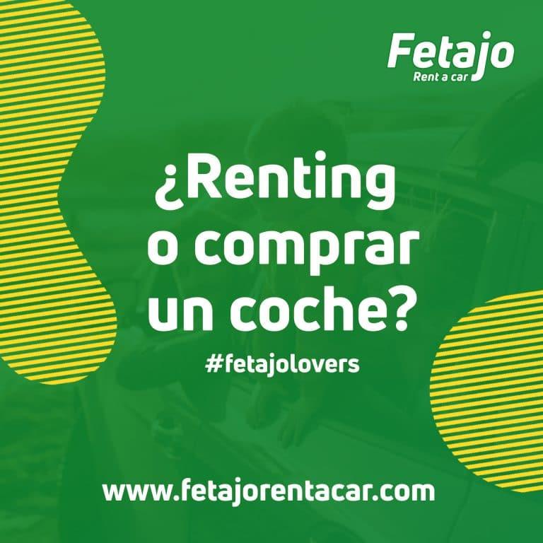 Renting o comprar ¿Cuál es la mejor decisión?